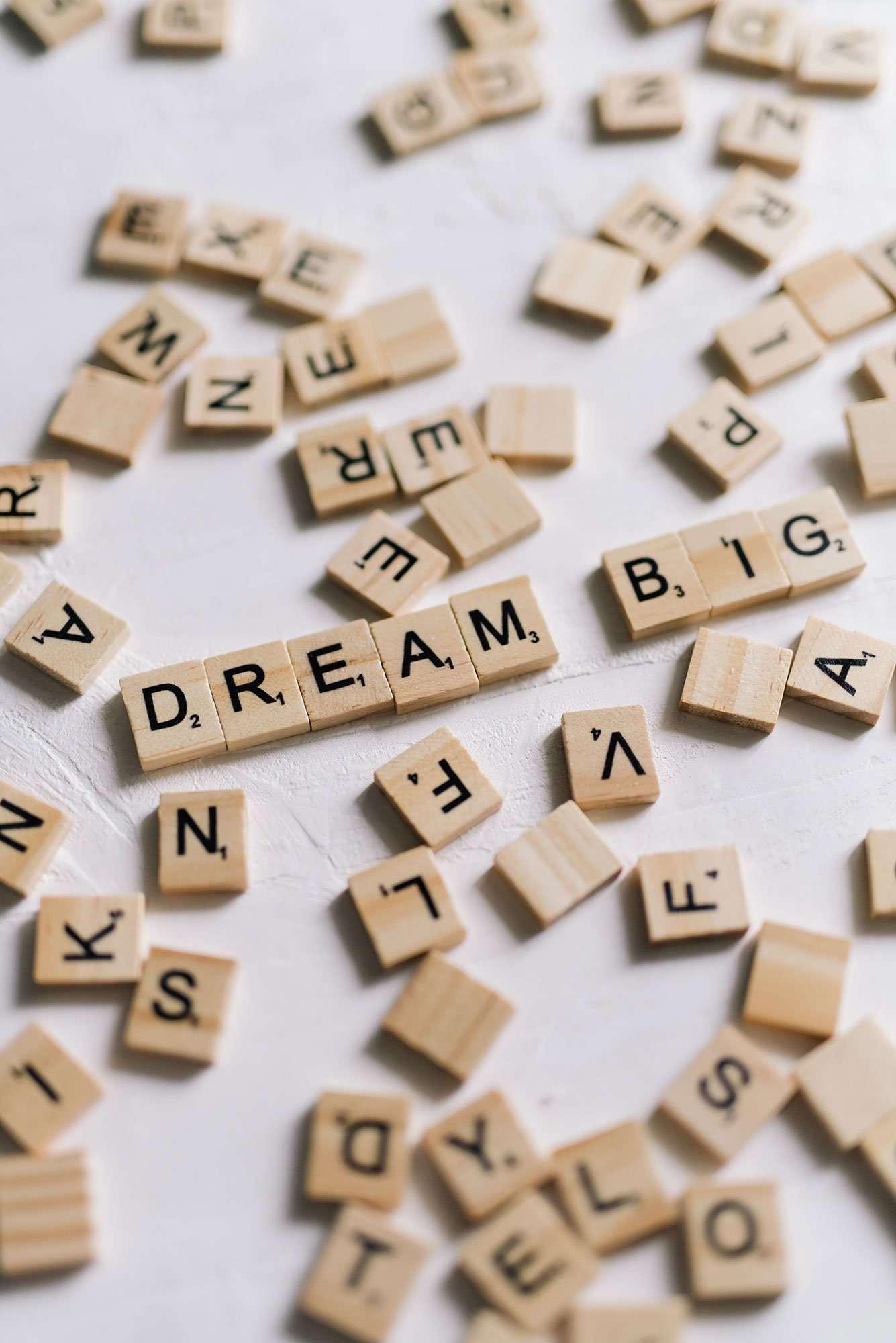 Better Life Coach Business Coaching Dream Big